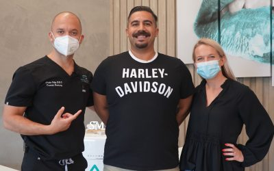 Meadowbrook Dentistry Donates Services to Two Essential Workers