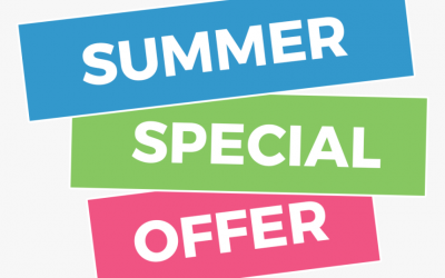 Special Summer Membership Incentive! Begins July 1st