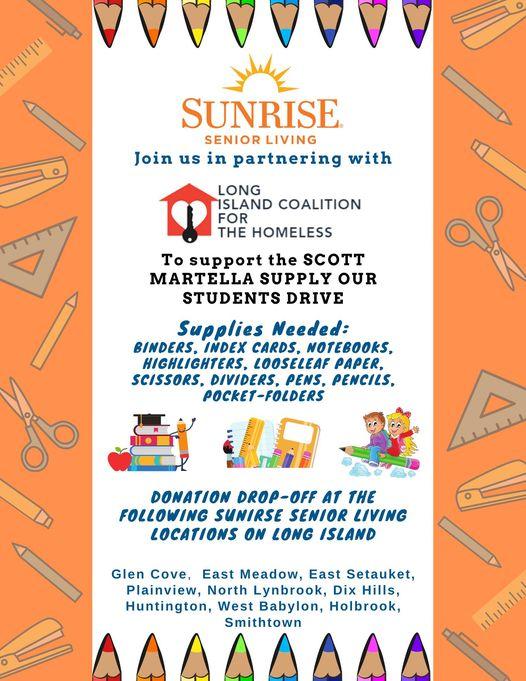 Member Event: Sunrise Senior Living @ Sunrise Senior Living
