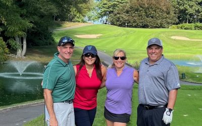 Good Time Had by All at Annual Golf Outing